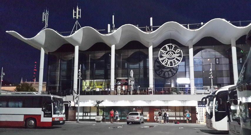 Автовокзал Сочи