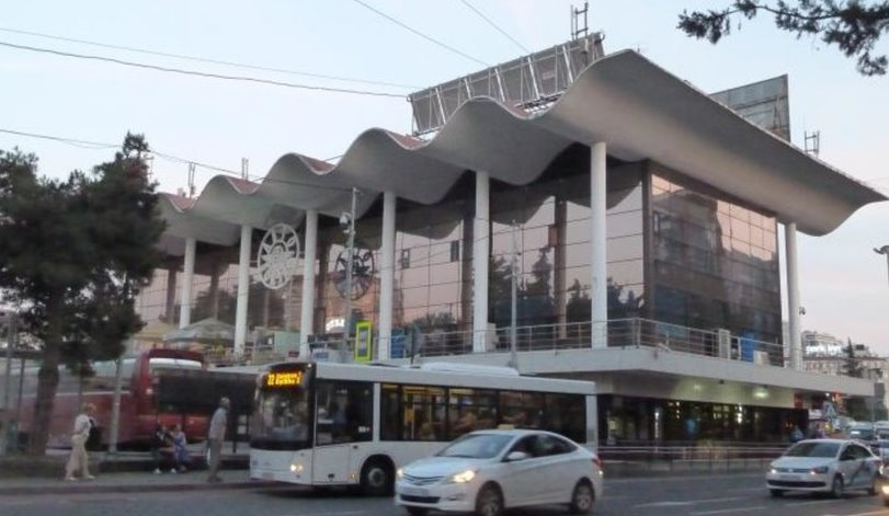 Автовокзал города Сочи